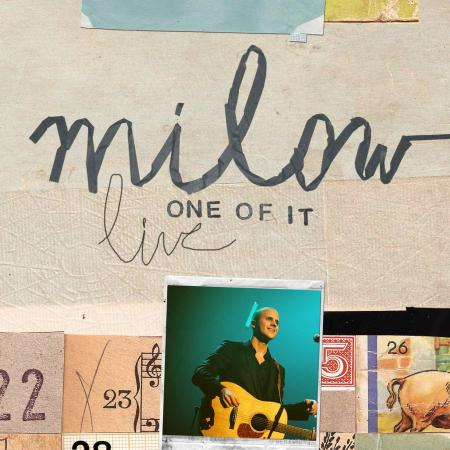 cover Milow - One of It