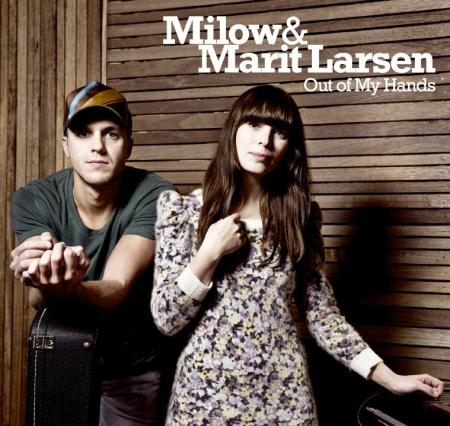 cover Milow - Out of My Hands (w/ Marit Larsen)