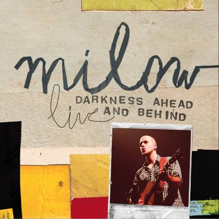 cover Milow - Darkness Ahead and Behind