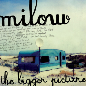 cover Milow - The Bigger Picture