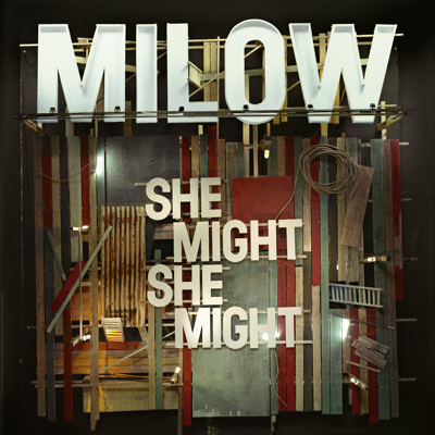 cover Milow - She Might She Might