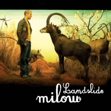 cover Milow - Landslide