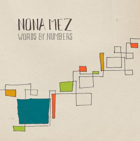 cover Nona Mez - Words by Numbers