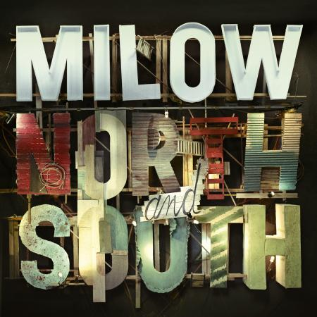 cover Milow - North and South