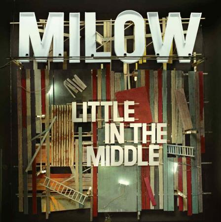 cover Milow - Little in the Middle